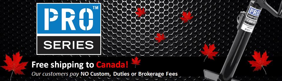 Pro Series Brand Banner - CAD