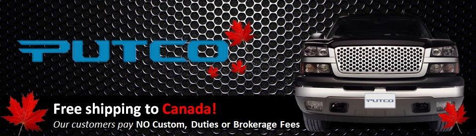 Putco Brand Banner - CAD