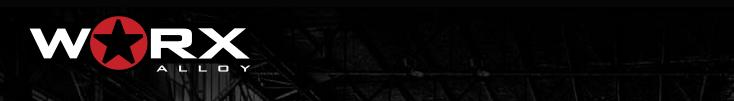 Worx Brand Banner - about