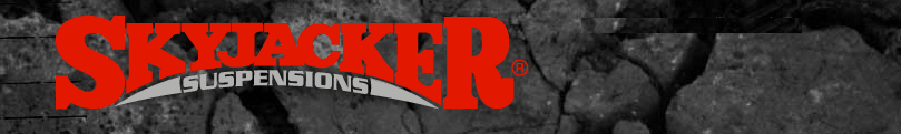 Skyjacker Brand Banner - about