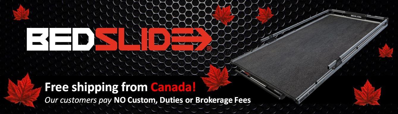 BEDSLIDE Brand Banner - CAD
