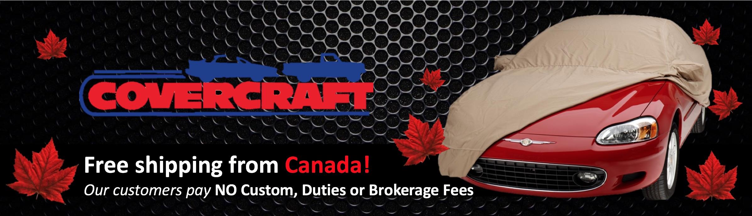 Covercraft Brand Banner - CAD