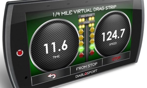 DiabloSport Trinity 2 Performance Test