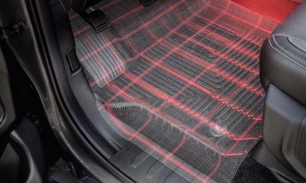 Husky Laser Fit