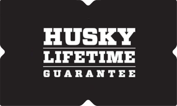 Husky Limited Lifetime Guarantee Badge