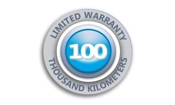 michelin 100km limited warranty tires