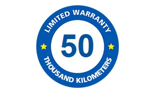 michelin 50km limited warranty tires