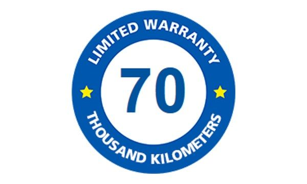 michelin 70km limited warranty tires