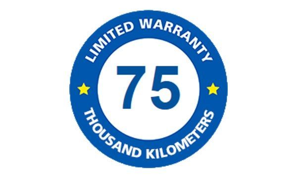michelin 75km limited warranty tires