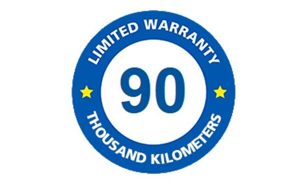 michelin 90km limited warranty tires