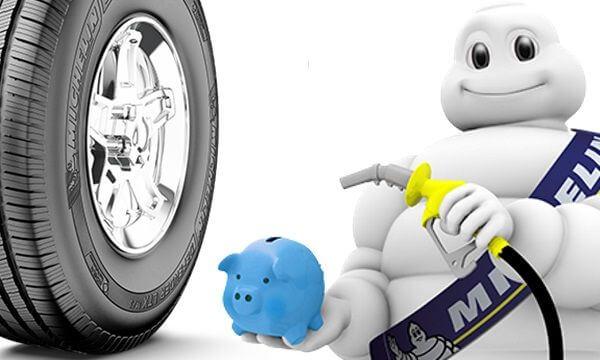 michelin fuel efficient tires