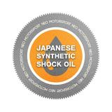 Japanese Synthethic Shock Oil