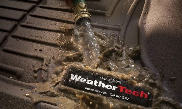 weathertech digitalfit clean